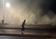 Maroc: une tempête océanique provoque dégâts et inondations