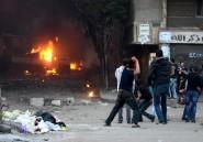 Egypte: heurts meurtriers avant les résultats du référendum