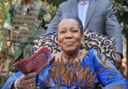 Centrafrique: en finir avec les groupes armés, premier défi de la présidente