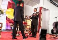 Madagascar: fin de la transition avec Rajoelina qui quitte le pouvoir
