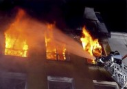 Algerie: trompé, il brûle sa femme et ses enfants