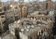 """Au Caire, la """"société de la terrasse"""" face"""