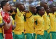 Les Bafana Bafana d'Afrique du Sud signent un contrat avec Nike