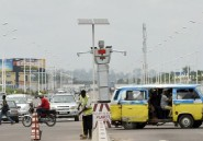Rêve de conquête du monde pour les robots routiers de Kinshasa