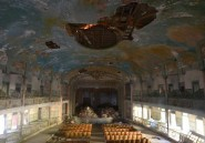 Maroc: le théâtre Cervantès de Tanger, un centenaire