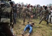 Centrafrique: l'armée inaugure son retour par un lynchage