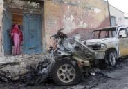Explosion de deux voitures piégées