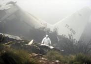 Algérie: intenses recherches pour élucider les circonstances du crash