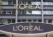 Cosmétiques: L'Oréal vise la place de n