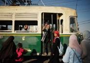 Egypte: une bombe artisanale vise un tramway du Caire, un blessé