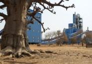 """""""Guerre"""" du ciment franco-nigériane au Sénégal"""