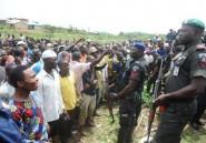 """Nigeria: une émeute éclate devant la """"maison de l'horreur"""""""