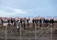 Espagne: nouvelle tentative d'assaut massif