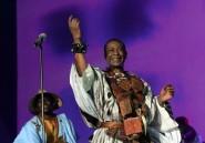 Ebola en Guinée: un concert du chanteur Youssou Ndour