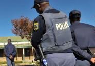 Afrique du Sud: coup de ceinture mortel