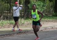 Marathon de Paris: Victoire et record de l'épreuve pour l'Ethiopien Bekele