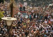 Maroc: près de 10.000 personnes manifestent