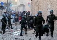 Algérie: 35 blessés dans de nouveaux heurts