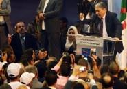 Dans l'Ouest algérien, Benflis accuse le président sortant de clientélisme