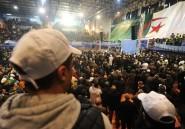 """Algérie: la campagne s'achève, Bouteflika accuse Benflis de """"terrorisme"""""""
