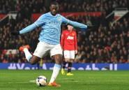 Manchester City: Yaya Toure absent jusqu'