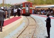 Le chemin de fer reliant Niamey