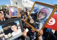 Tunisie: manifestation contre les condamnations clémentes de responsables de l'ère Ben Ali