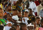 Centrafrique: pour Pâques, appel au calme dans la cathédrale de Bambari, menacée