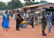 Centrafrique: l'Etat fait son retour