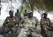 Soudan du Sud: poursuites annulées contre 4 proches du chef de la rébellion