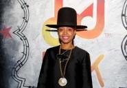"""Erykah Badu fustigée pour avoir chanté """"Joyeux anniversaire"""" au roi du Swaziland"""