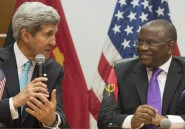 Angola: bataille d'influence entre la Chine et les Etats-Unis