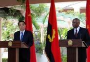 L'Angola veut diversifier ses échanges avec la Chine