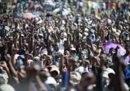 Afrique du Sud: nouvelle démonstration de force syndicale devant Marikana