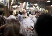 Egypte: Sissi, rempart contre les islamistes pour les électeurs coptes