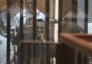 L'ex-président égyptien Moubarak condamné