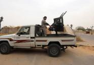 Libye: le convoi du chef d'état-major de la marine attaqué