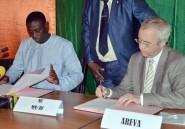 Accord stratégique entre le Niger et Areva sur les mines d'uranium