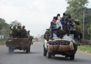 Centrafrique: rafales de tirs