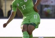 Mondial/Algérie: Guedioura écarté de la liste des 23