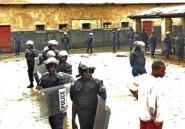 RDC: évasion de 301 détenus, au moins deux morts