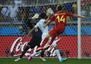 Mondial: la Belgique renverse l'Algérie 2-1