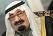 Le roi Abdallah d'Arabie rencontre Sissi en Egypte