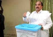Présidentielle en Mauritanie: Mohamed Ould Abdel Aziz vers sa réélection