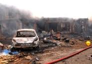 Nigeria: explosion dans un centre commercial très fréquenté de la capitale