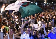 Mondial: feux d'artifice et concert de sirènes de bateaux