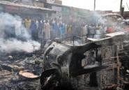 Nigeria: au moins 15 morts dans l'explosion d'un camion piégé
