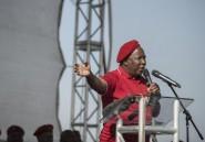 Afrique du Sud: le parti de Julius Malema va former un syndicat