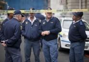Afrique du Sud: 8 policiers exclus de la police pour le meurtre d'un Mozambicain