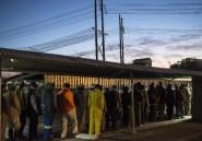 Afrique du Sud: grève sauvage dans une mine de platine